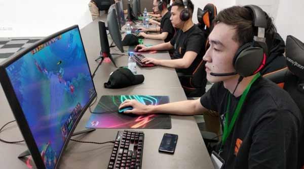 В Щучинске прошел финал по киберспорту