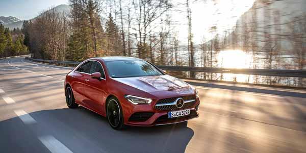 Mercedes с мотором 1,3: тест-драйв нового CLA Coupe