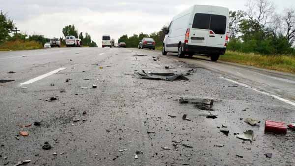 Подсчитан средний ущерб от одного ДТП в Казахстане