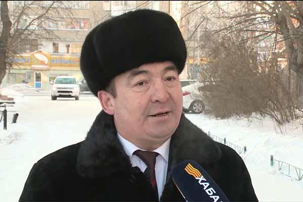 На два месяца арестован бывший начальник отдела ЖКХ Бурабайского района Каиргельды Мусин