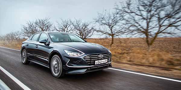 Экспрессия. Тест-драйв новой Hyundai Sonata